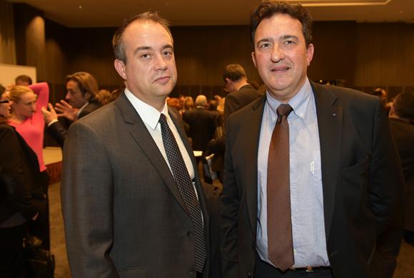 42. Stéphane Galy (Campus René Cassin) et Philippe Chatagne (Compétences & Développement)