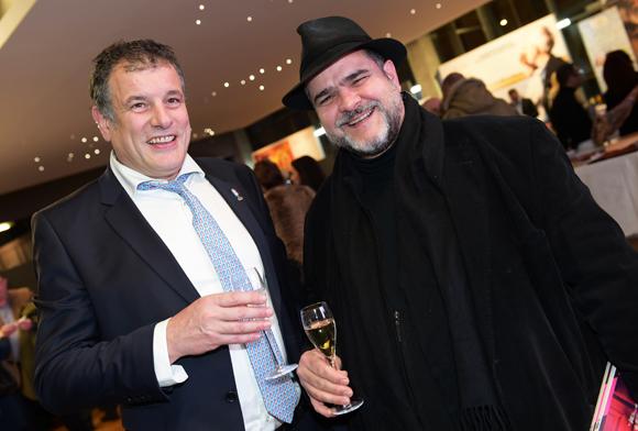 42. Gilles Demange (Orosa) et Arnaud Languille (Clostan)