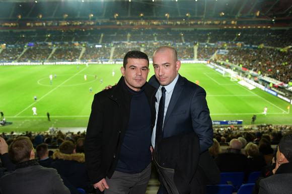 44. Sylvain Chauffard (Casino Lyon Vert) et Alexandre Steiner (Private Agency)