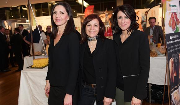 45. Julie Domerc, Sandra Marzo et Romy Platy (Brake France)