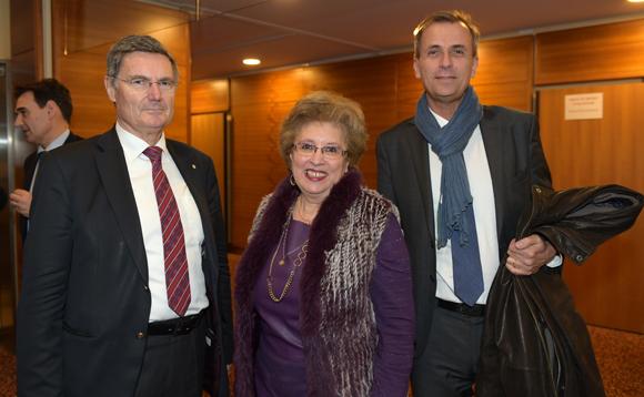 48. Christian Gelpi, président de France U.S.A, Evelyne Haguenauer et Cyril de Gasquet (Korporate)