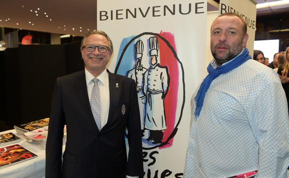 49. Gilles Maysonnave (Comptoir Brunet) et Dominic Moreaud (Tout le monde à table)