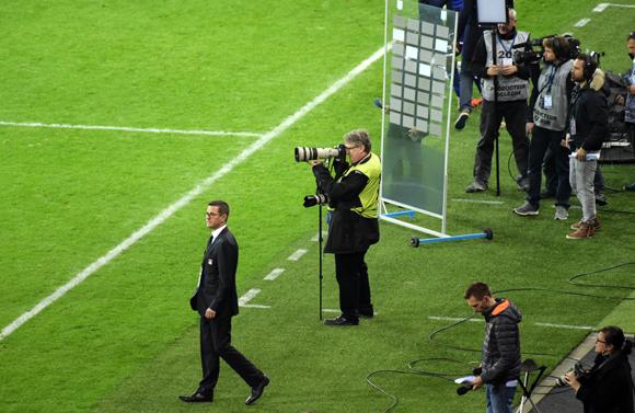 51. Xavier Pierrot, manager du grand stade