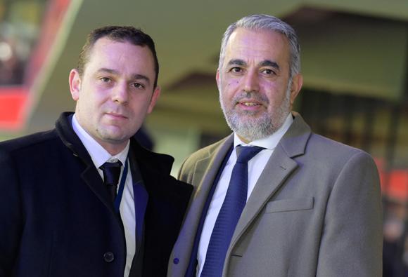 53. Jean-Emmanuel Alloin et Denis Djorkaeff, mairie de Décines