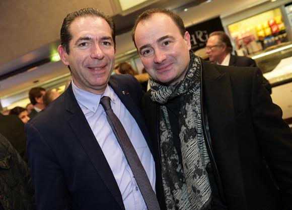 55. Fabrice Prochasson et Fabrice Bonnot (Cuisine & Dépendance)