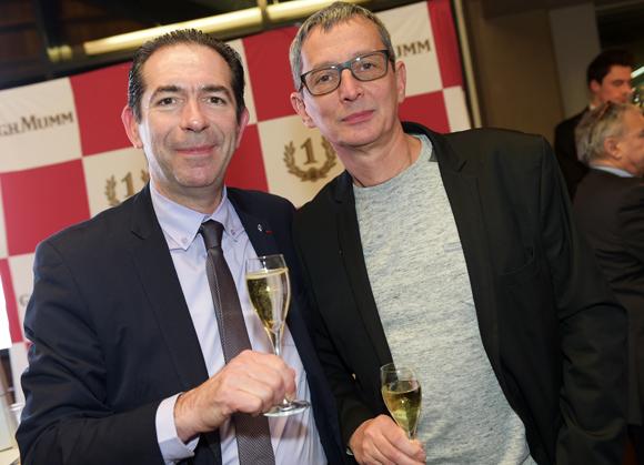 56. Fabrice Prochasson et Alain Le Cossec (Institut Paul Bocuse)