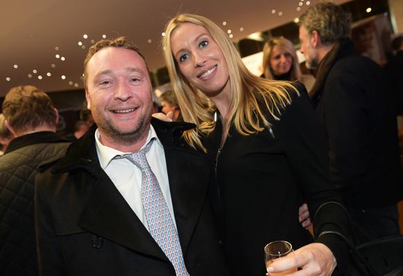57. Benoît Toussaint (Paul'O) et Aline Germain (DS Automobile)