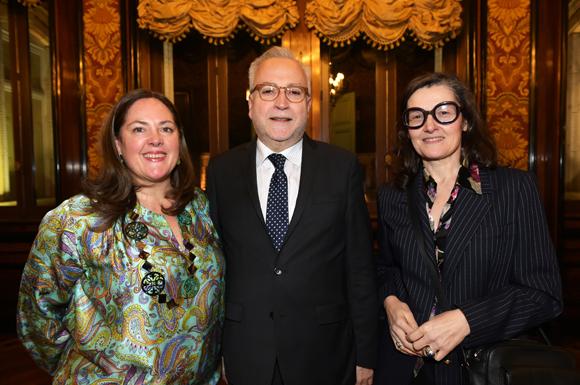 7. Florence Chavancy, Jean-Yves Sécheresse, adjoint à la Sécurité et Dominique Mancini (Ville de Lyon)