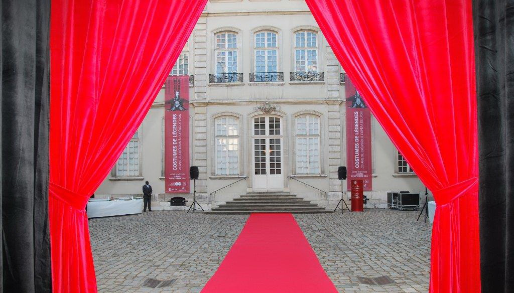 Musée des Tissus de Lyon. Une longue agonie…