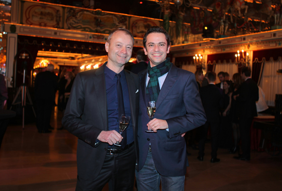 41. Marco (Lyon People) et Benjamin (Le Nouveau)