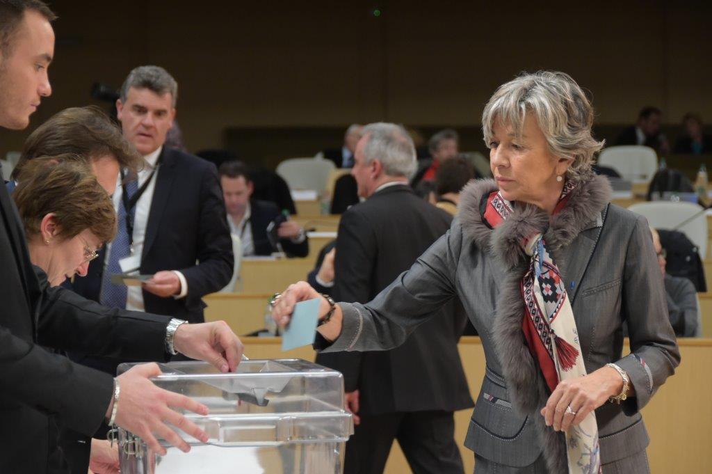 De nouveaux visages pour diriger Auvergne Rhône-Alpes