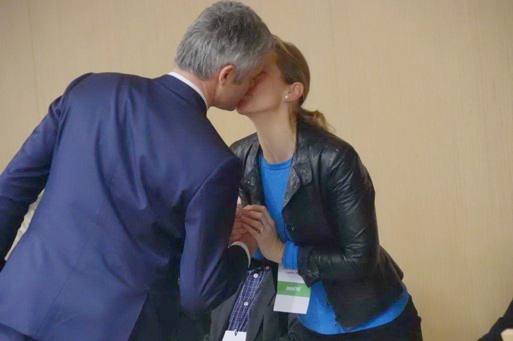 Laurent Wauquiez. Un président amoureux pour Auvergne Rhône-Alpes