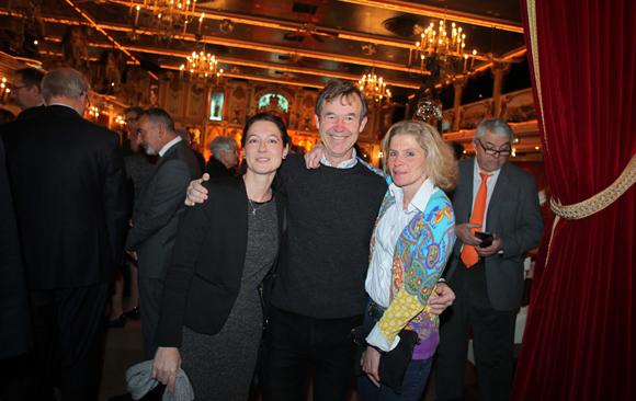 10. Nathalie Loye (Juris-Europ), Jérôme Vanier et Sophie (Tennis Club de Lyon)