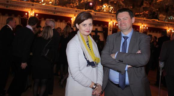 17. Dominique Luciani et Maître Sylvain Thouret, avocat, cabinet Mouisset-Thouret