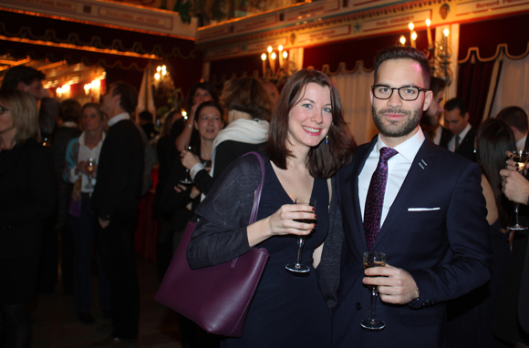 19. Manon Cubizol (Sidev) et Maître Eddy Navarrete (Cabinet Cottet-Bretonnier)