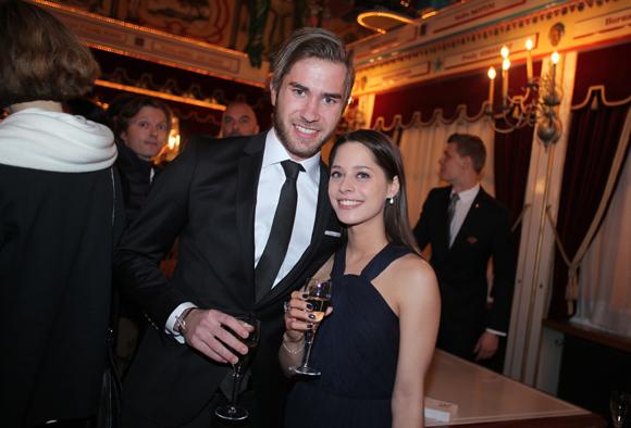 20. Arnaud Rozand et Lucy Dupré (Cabinet Cottet-Bretonnier)