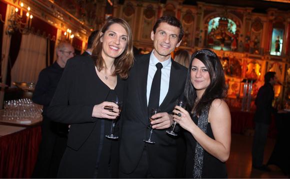21. Maître Elsa Neuschwander (Cabinet Cottet-Bretonnier), Stéphane Carreres (Air France) et Maître Sophie Velasco (Cabinet Cottet-Bretonnier)