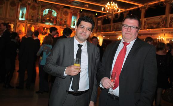 30. Maître Abdelhakim Drine (Cabinet Cottet-Bretonnier) et Marc Kotelon (Le Mont-Blanc Hôtel)