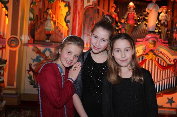 2. Bianca, Doriane et Charlotte