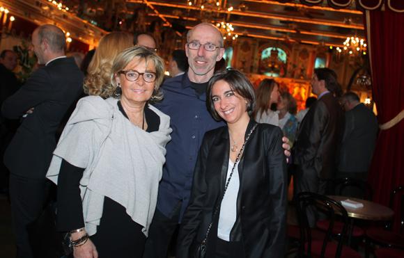 9. Marie Canzano (Marie Canzano décoration), Jean-Luc Muzy et Claire-Alix (Marie Canzano décoration)
