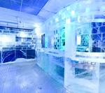 Visitez un bar de glace à 360°