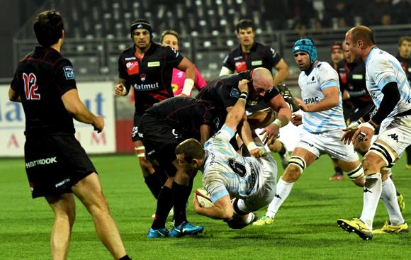 LOU Rugby – Aix en Provence. La chevauchée continue