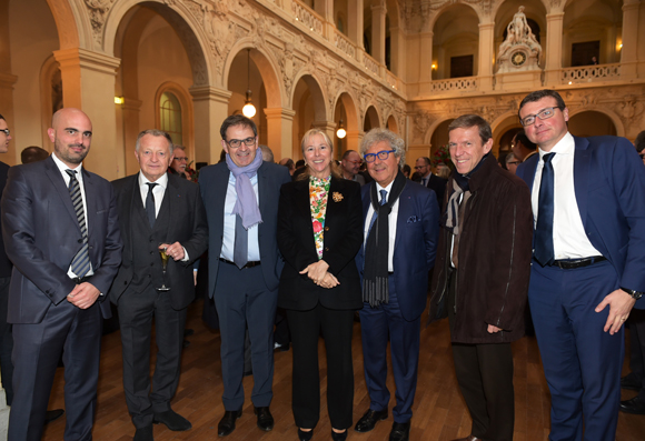 Compagnie Nationale du Rhône. Des vœux sous le signe des énergies du futur