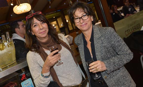 10. Corinne Bouchard et Nadine Laplanche (Genre Humain)