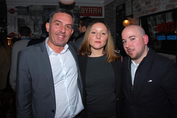 11. Maître Samuel Bonnaire, Yasmine El Moktari (Foncia) et Florent Beroujon (Groupe Le Conservateur)