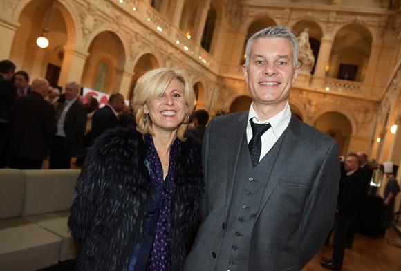 11. Danny Morsilli (La Sphère des Possibles) et Jérôme Maleski, conseiller municipal de Lyon