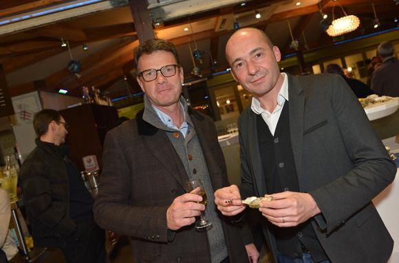 11. Fabrice Goenaga (Cap Office) et Charles Chazet (UXAM)
