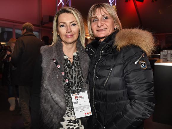 13. Corinne Paris (Assurances Paris Gerbaud) et Sophie Trabet (Majestic)