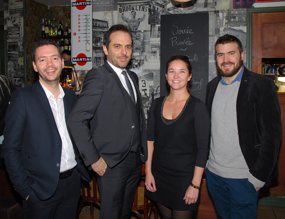 1. Maîtres Jean Antony, Jean-Patrick Hernandez, Jeannie Mongouachon et Damien Durez