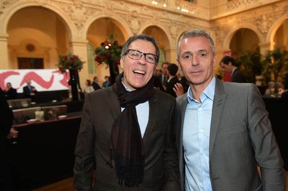 15. François Garcia (La Sphère des Possibles) et Philippe Montanay (Maniac Média)