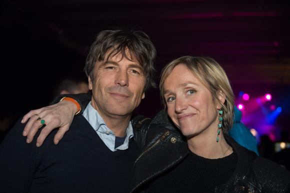 16. Carole Pozzallo et Jacques