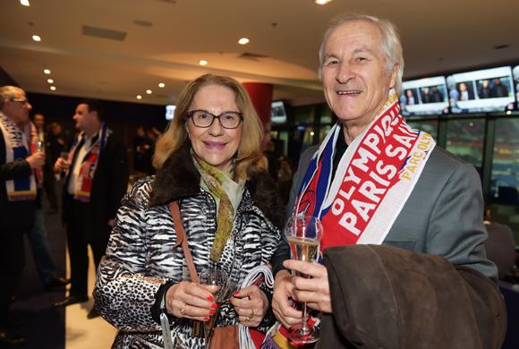 17. Jean-Claude Voituret et son épouse Jeanne