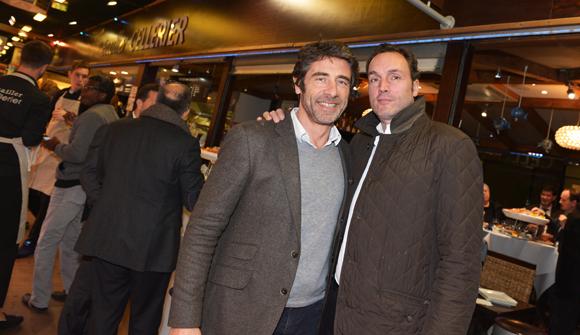 17. Eric Monget (Flash Infos) et Frédéric Frerejean (Cabinet Frerejean)