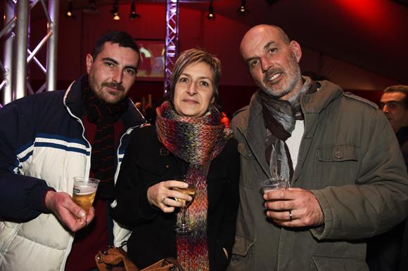 18. Mathieu, Michel Tessandier (Petabit) et son épouse Sandra (Sirac)