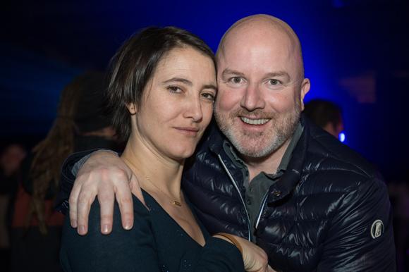 20. Fabienne Beauquis et Gordon Mceachen