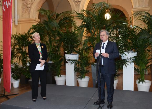20. Le mot d'accueil d'Emmanuel Imberton, président de la CCI de Lyon