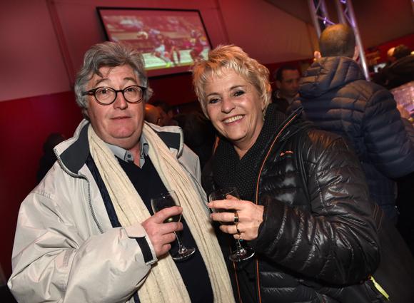 21. Bernard Galiffet et Odile Olagnon (Orange)