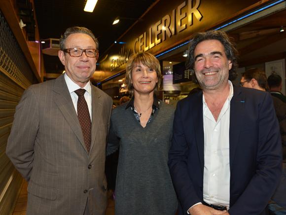 22. Jean-Pierre Rinaudo (Vulcain), Véronique Mazzocchin et Christian Micollet (Kalori)