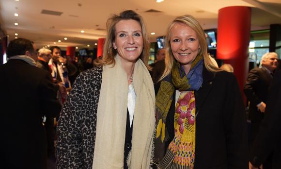 23. Pauline Boyer-Martin et Sidonie Mérieux (OL)