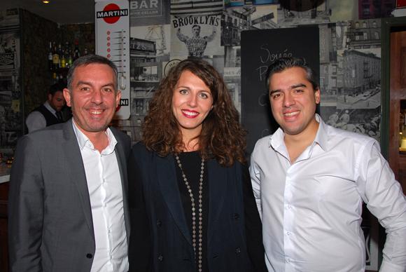 2. Maître Samuel Bonnaire, Marie-Laure Lapierre (OZEA) et Damien Cartel (C Conseil)