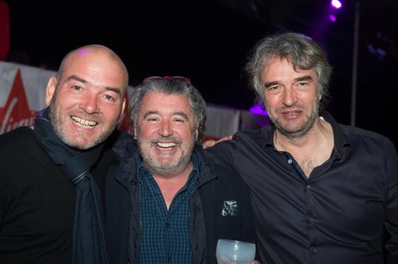 24. Serge, Carlos et Philipe