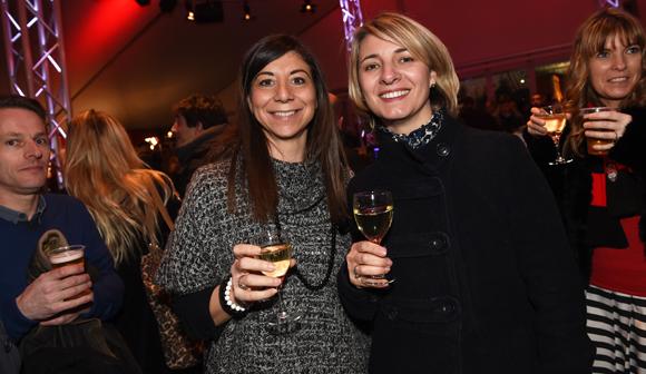 24. Nathalie d'Ambrosio (OL) et Magali Rome (CPAM)