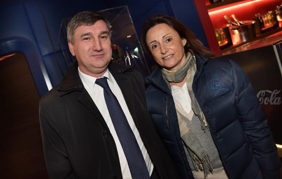 26. Christophe Guilloteau, président du Département du Rhône et Sophie Cruz, conseillère générale
