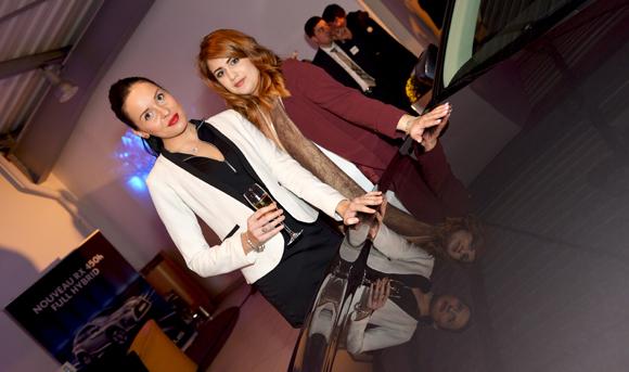 27. Adeline Viret (CIGR) et Sandrine Corujeira