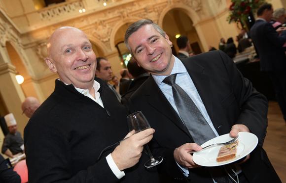 29. Hubert Lepine (Graphistar) et Pierre-Olivier Triviaux (CNR)