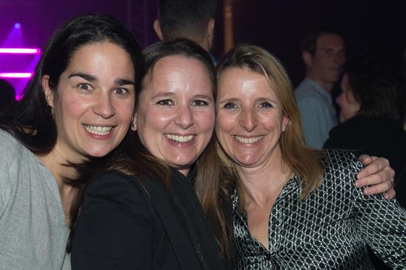 30. Gabrielle Beauquis, Charlotte Nuques et Caroline Giraud
